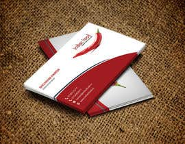 #19 for Design some Business Cards for www.indianfood.ro by shohaghhossen