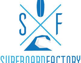 nº 84 pour Design a Logo for Surfboard factory par Kugel