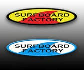 Contest Entry #49 for Design a Logo for Surfboard factory