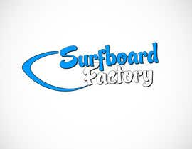 #74 for Design a Logo for Surfboard factory by Christina850