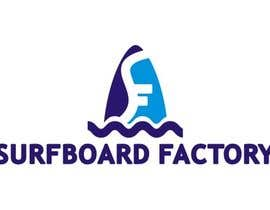 nº 75 pour Design a Logo for Surfboard factory par ramapea