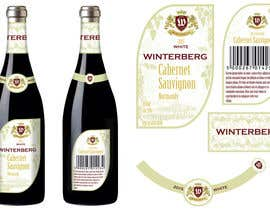#16 untuk Create a label design for white, rose and red wine oleh SouthArtel