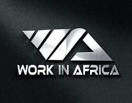 #186 for Design a Logo for WorkinAfrica af reazapple