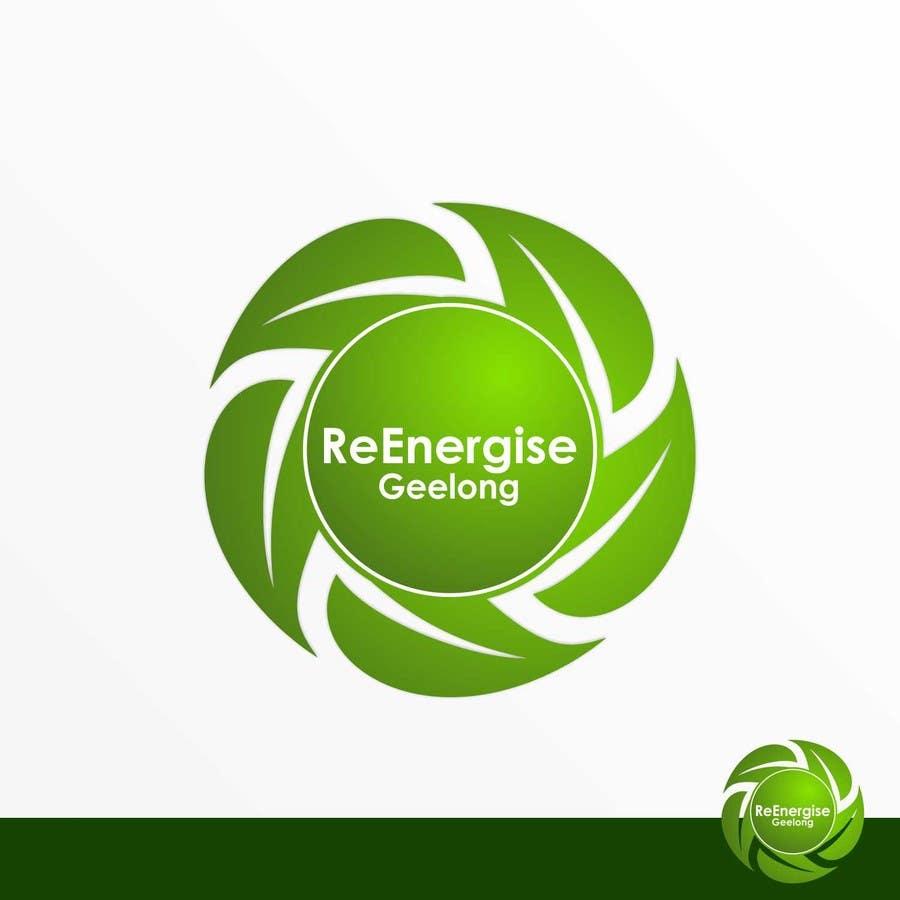 Konkurrenceindlæg #13 for Design a Logo for a renewables not-for-profit