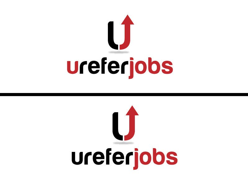 #68 for Logo design for ureferjobs.com. Help me. FLY CLOSER TO THE SUN. by rraja14