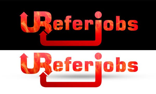#78 for Logo design for ureferjobs.com. Help me. FLY CLOSER TO THE SUN. by designalis