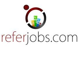 #99 untuk Logo design for ureferjobs.com. Help me. FLY CLOSER TO THE SUN. oleh uniqmanage