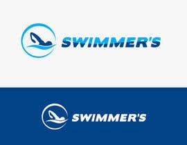 "#68 untuk Logo and Corporate Identity for ""Swimmer's"" oleh ngahoang"