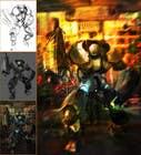 Graphic Design Kilpailutyö #27 kilpailuun Design 1 Sci-Fi Character Art