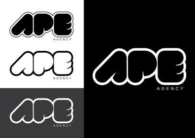 #60 untuk Design a Logo for Design business Ape Agency oleh TangaFx