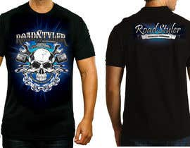 #36 for Design T-shirt for motorcycle company af tengkushahril