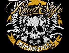 #38 for Design T-shirt for motorcycle company af blackhordes