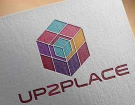 dreamer509 tarafından Desenvolver um logotipo para a empresa: UP2PLACE için no 19