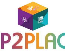 #2 cho Desenvolver um logotipo para a empresa: UP2PLACE bởi flaviamodesto
