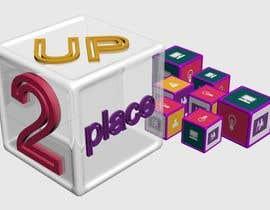 #13 para Desenvolver um logotipo para a empresa: UP2PLACE por jdiasmiranda