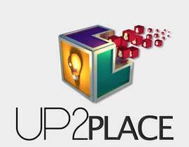 #8 cho Desenvolver um logotipo para a empresa: UP2PLACE bởi leocc