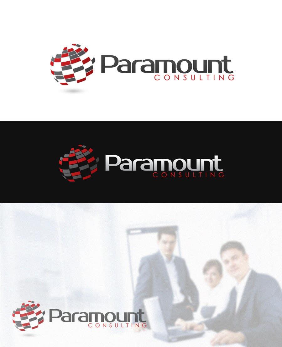 Inscrição nº 75 do Concurso para Design a Logo for Paramount Consulting