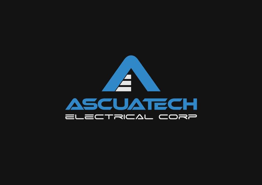 Kilpailutyö #58 kilpailussa Diseñar un logotipo  Ascuatech Electrical Corp.