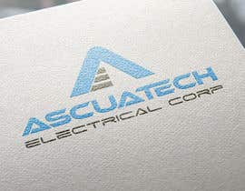 #60 for Diseñar un logotipo  Ascuatech Electrical Corp. by ihsanfaraby