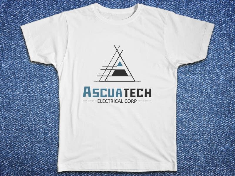 Kilpailutyö #14 kilpailussa Diseñar un logotipo  Ascuatech Electrical Corp.