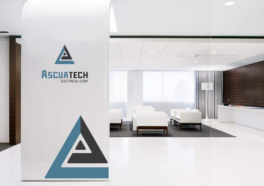 Kilpailutyö #16 kilpailussa Diseñar un logotipo  Ascuatech Electrical Corp.