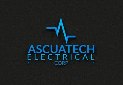 #110 for Diseñar un logotipo  Ascuatech Electrical Corp. af shanzaedesigns
