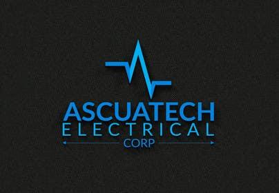 Nro 110 kilpailuun Diseñar un logotipo  Ascuatech Electrical Corp. käyttäjältä shanzaedesigns
