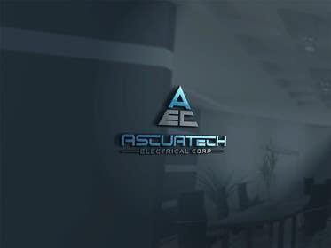Nro 53 kilpailuun Diseñar un logotipo  Ascuatech Electrical Corp. käyttäjältä thelionstuidos