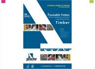 Contest Entry #20 for Design an Advertisement for Timber Cladding