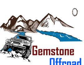 Nro 4 kilpailuun Gemstone Offroad Logo Contest! käyttäjältä georgedobris