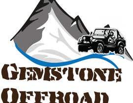 Nro 18 kilpailuun Gemstone Offroad Logo Contest! käyttäjältä eko240