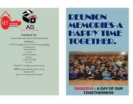 #1 untuk Design a ReUnion Booklet oleh ridermax