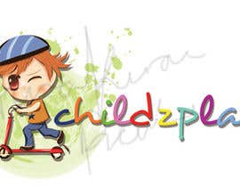 "#98 para Design a Logo for ""CHILDZPLAY"" por gabrielasaenz"