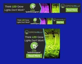 #21 for Design a Banner for LED Lighting Company af nguruzzdng