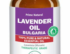 #52 untuk Design Product Label & refine existing logo: Essential Oil Bottle label oleh mishrapeekay