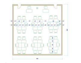 #10 cho DESIGN A FLOOR PLAN FOR A TEST CENTRE bởi markoculibrk