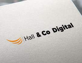 CrownDesign tarafından Design a Logo for Hall & Co Digital için no 38