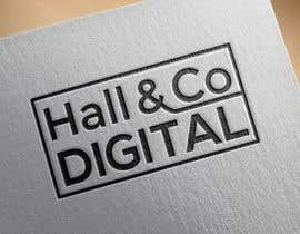 DesignSN tarafından Design a Logo for Hall & Co Digital için no 20