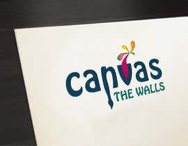 #11 untuk Design a Logo for a new canvas printing business. oleh prashantshukk