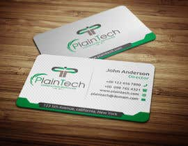 #85 for Design some Business Cards - front/back - clean and simple by anikush