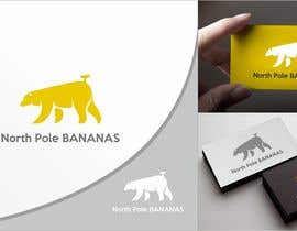 #35 for Design a Logo for a blog called North Pole Bananas af lucaender