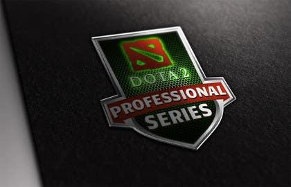 #20 for Design a Banner and logo for ES1 DOTA 2 Pro Series af nasser3mad