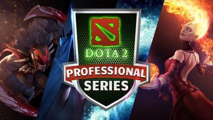 #23 for Design a Banner and logo for ES1 DOTA 2 Pro Series af nasser3mad