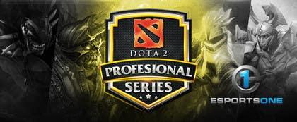 #19 for Design a Banner and logo for ES1 DOTA 2 Pro Series af johanfcb0690