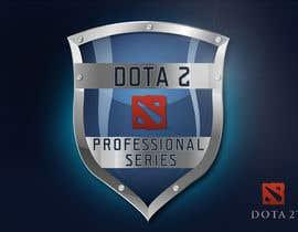 #10 for Design a Banner and logo for ES1 DOTA 2 Pro Series af vivekdaneapen