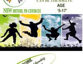 #24 untuk Youth Ministry Flyer oleh alphaalyshah