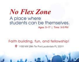 #42 untuk Youth Ministry Flyer oleh dileeshsimon
