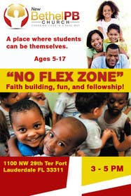 #5 untuk Youth Ministry Flyer oleh zbigniew72
