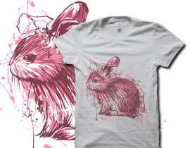 #55 cho Design a T-Shirt with an Semi-Abstract Appearance of Animals/Creatures bởi secondsyndicate