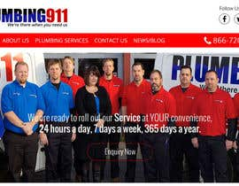 #4 untuk Build a Website for Plumbing Company oleh datascriptin